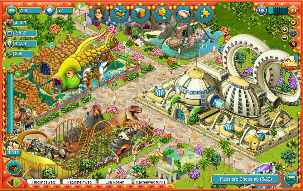 My Fantastik Park